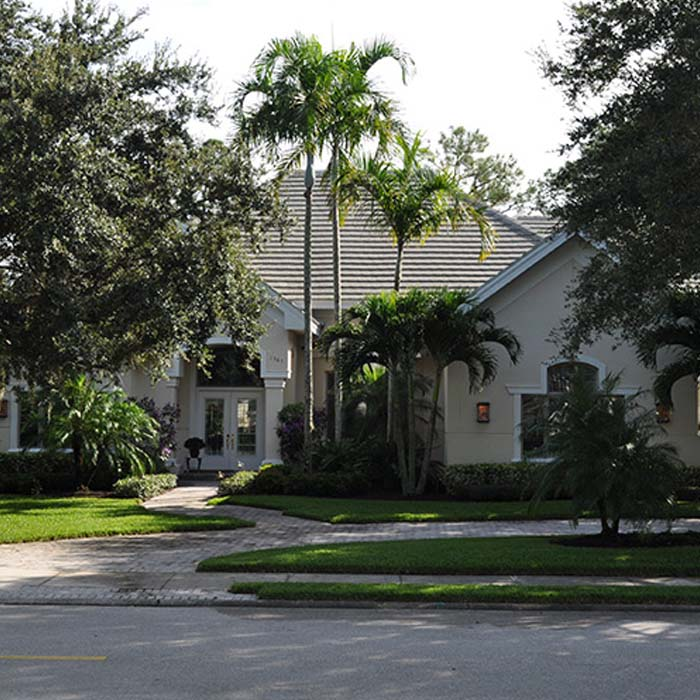 Home with Tile Roof | Atlantis Roofing of Naples, Inc.
